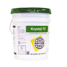 Drylok Concrete Floor Paint Sds by Krystol T2 5 Gal Surface Applied Crystalline Waterproofing For