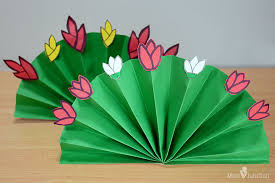 Spring Paper Flowers Pictures