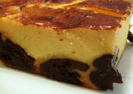 dessert aux pruneaux facile le meilleur far breton les recettes de virginie