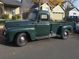 Nice Old Truck: 1955 International R112 Pickup