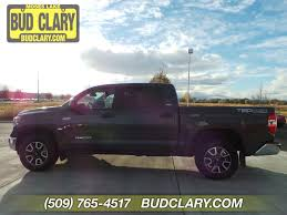 2018 Toyota Tundra For Sale In Moses Lake, WA - Bud Clary Toyota Of ... 2018 Toyota Tundra For Sale In Moses Lake Wa Bud Clary Of New Vehicles Honda 61732 Used Ford Between 30001 And 35000 Near Family Auto Center Home Facebook Homes For Realogics Sir Chrysler Group Harvest Dealer Yakima