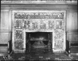 Pewabic Pottery Tiles Detroit by Pewabic Fireplace In Children U0027s Room At Detroit Public Library