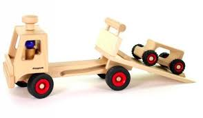 toy wooden tractor plans download build big wood toy trucks shop
