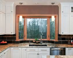 White Traditional Kitchen Design Ideas by Kitchen Window Design Kitchen Design Traditional Kitchen Sink Bay
