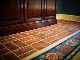 brick floor tile lowes image collections tile flooring design ideas