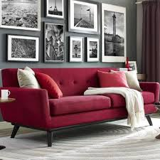 fantastic red couch living room and best 25 red couch rooms ideas