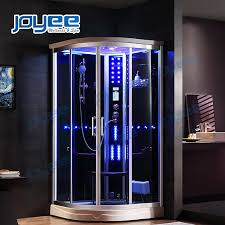 joyee new led luxury steam shower enclosure modern steam bathroom bath room qualitaet badezimmer cabin buy shower room steam shower room shower