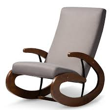 Amazon.com: Baxton Studio 152-8221-AMZ Rocking Chairs One Size Gray ... Rocking Chairs On Rock Island Lake Nicaragua Stock Image Chair For Beanbag Fatboy That Get The Most Of Your Outdoor Space With Right Better Homes Gardens Ridgely Slat Back Mahogany Ages Steemit On Chairs Front Porch Are Part Americana Best Rated In Patio Helpful Customer Reviews Replica Grant Featherston Hampton Bay White Wood Chair1200w The Home Depot Gaming Rocker For Gamer In Life Review Geek Chair Fxible Classroom 4 Reasons To Totally Rock Rocking