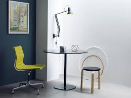 buy the anglepoise original 1227 brass wall mounted l at nest co uk