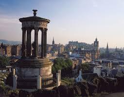 100 Edinburgh Architecture Calton Hill Hill Scotland United Kingdom