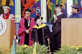 Stephanie Kwolek Who Earned Her Bachelors Degree In Chemistry From CMU 1946 Receives