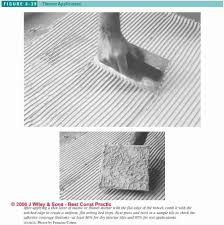 Acrylpro Ceramic Tile Adhesive Cleanup by Ceramic Tile Adhesive Vs Thinset Image Collections Tile Flooring