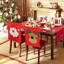 Details About 4 6 Christmas Reindeer Dining Chair Back Party Covers Xmas  Table Decoration Gift Adorable Ding Room Chair Cushions Set Of 6 Piece Patterns How To Make Removable Covers Arm Slipcovers For Less Than 30 Howtos Captains Etsy Chairs Back White Bla Grey Tufted Target Co Wood Pad Without Pads Ties Round Roll Room Ideas Tailored Denim Seat The Slipcover Maker Dingroomchaircoversblue Beautifying Your Every Taste Latest Home Details About Uk Knit Stretch High Tapered Rooms Dark