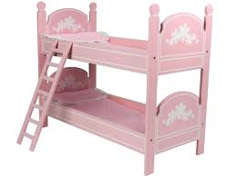 bunk beds how to make a doll bed out of wood american doll