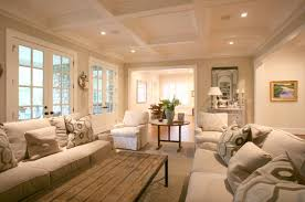 Architecture: Beige Couch With Coffered Ceiling And French Doors ... Appealing Colonial Style Interiors Gallery Best Idea Home Design Simple Ideas For Homes Interior Design In Your Home Wonderfull To 20 Spanish From Some Country To Inspire You Topup Wedding Kitchen Kitchens Little Dark But Love The Interiorscolonial Sweet Elegant Traditional Of A Revival Hacienda Digncutest Living American Youtube Architecture Beige Couch With Coffered Ceiling And French Doors Webbkyrkancom