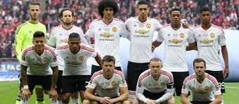 Picture Manchester Uniteds New Training Kit 2016 17