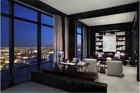 100 Tokyo Penthouses Stunning Chic Penthouse Located On The 77th Floor In The Trump World