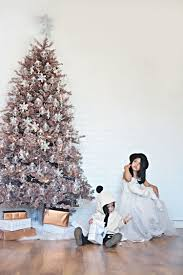 6ft Artificial Christmas Tree Tesco by Diy Rose Gold Christmas Tree Little Inspiration Condo Comfies