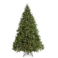 12 Ft Christmas Tree Amazon by Amazon Com Downswept Douglas Fir Medium Pre Lit Christmas Tree