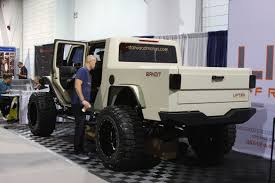 100 The Best Truck In The World BangShiftcom SEMA 2014 S From Hall 2