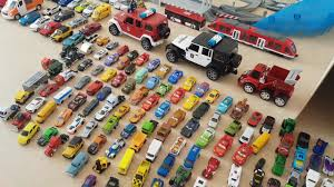 100 Trucks And Toys The Room Is Full Of Cars Buses Trucks And Childrens Toys Todays