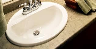Drop In Bathroom Sinks Canada by Castille Drop In Sink Foremost Canada