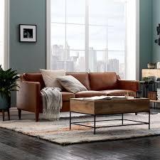 Hamilton Leather Sofa 206 Cm Sofas In 2019 Tan Sofa