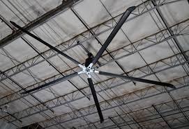 kelley fans big hvls fans for industrial use