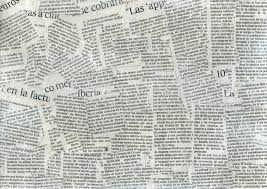 Newspaper Collage Texture By Flordeneu On DeviantArt Vintage Background Tumblr 2018