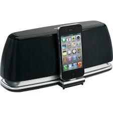 Jensen JiPS 200i Universal iPad iPod iPhone Docking Speaker System