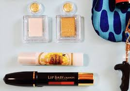 2 Colors In 1 Lipstick Great Value And Glitter Eye Shadow Are Must Have