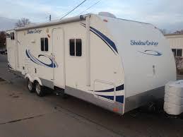 100 Shadow Cruiser Truck Camper 2011 26 Fox Ventures