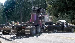 Port Angeles Man Killed In Wreck With Log Truck On Highway 112 ... Semitruck Accidents Shimek Law Accident Lawyers Offer Tips For Avoiding Big Rigs Crashes Injury Semitruck Stock Photo Istock Uerstanding Fault In A Semi Truck Ken Nunn Office Crash Spills Millions Of Bees On Washington Highway Nbc News I105 Reopened Eugene Following Semitruck Crash Kval Attorneys Spartanburg Holland Usry Pa Texas Wreck Explains Trucking Company Cause Train Vs Semi Truck Stevens Point Still Under Fiery Leaves Driver Dead And Shuts Down Part Driver Cited For Improper Lane Use Local