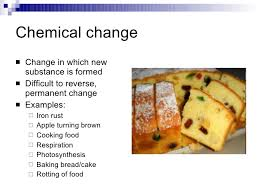 cuisine chagne changing matter