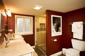 Basement Bathroom Design Photos by Remodeling Basement Specialists