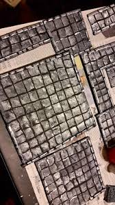 3d Printed Dungeon Tiles by Tabletop Crafts Homemade Dungeon Tiles