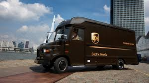 Inside UPS's Electric Vehicle Strategy | Longitudes