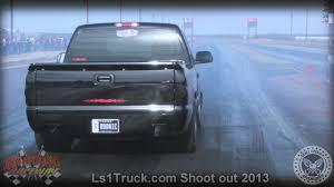 100 Ls1 Truck TurboMics LSX Twin Turbo Silverado Crazy Launch Truckcom