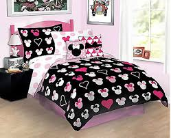 Minnie Mouse Twin Bed In A Bag by Minnie Mouse Bedding Twin Set Disney Bed In A Bag 5 Piece With 16