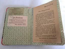 An Extraordinary Liechtenstein Passport With A History