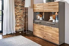 highboard feel wohnzimmerschrank massivholzschrank eiche by