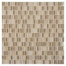 Glass Tile Nipper Home Hardware by Daltile Chamber Cliff Straw Blend 12 In X 12 In X 8 Mm Glass