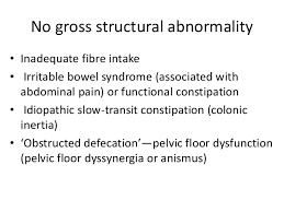 Pelvic Floor Dysfunction Symptoms Constipation by Constipation