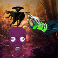 Halloween Escape Walkthrough by Big Halloween Templeland Escape Walkthrough