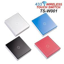 rfid technology wireless remote touch switch advanced