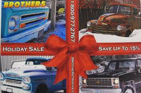 100 Brothers Classic Trucks Winter Sale