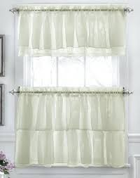 Walmart Lace Kitchen Curtains by Walmart Curtains For Bedroom Drapes Under Window Treatments Love