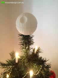 Death Star Christmas Tree Topper