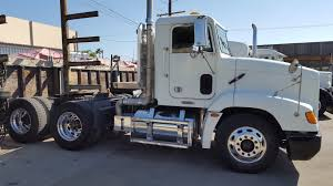 100 Day Cab Trucks For Sale 2000 Freightliner FLD112 Cab Low Miles And California Emission Compliant