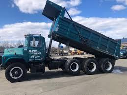 100 Super Trucks For Sale MACK Dump
